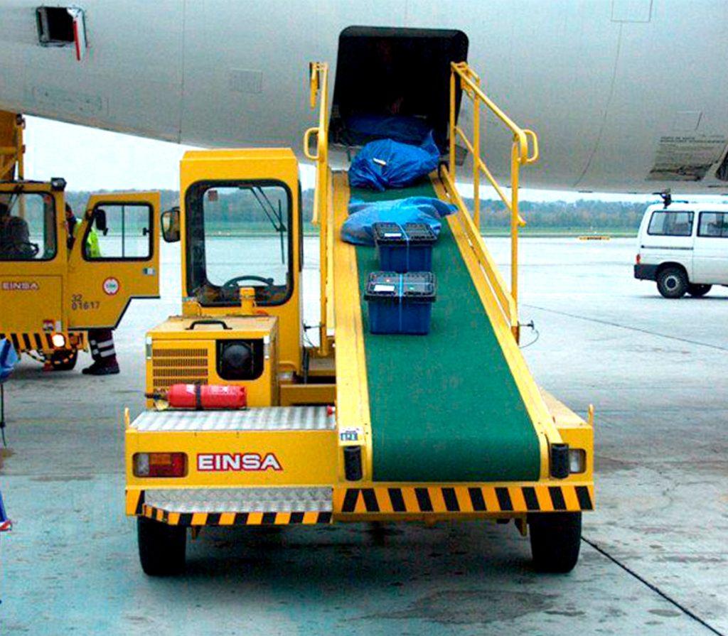 Багажные транспортеры металлические конвейеры
